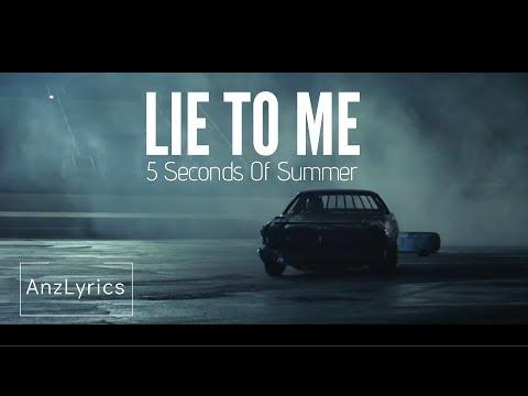 LIE TO ME   LYRICS   LIRIK INDONESIA SUBTITLE Terjemahan   5 SECONDS OF SUMMER