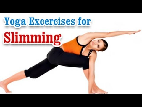 yoga for slimming  weight loss a flat belly and