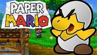 Paper Mario capítulo 9 Reencuentro con el
