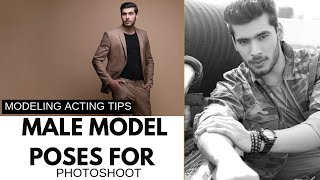 Modeling Tips | Modeling Photoshoot Poses | Male Model | Praveen Bhat | Fashion Photography Tips