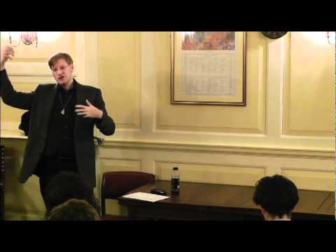 Anders Sandberg Enhancement Talk at the Oxford Positive Philosophy Seminar