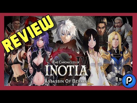 Inotia 4 Gameplay Review ( Android / iOS / iPhone / iPad ) - Let's Play