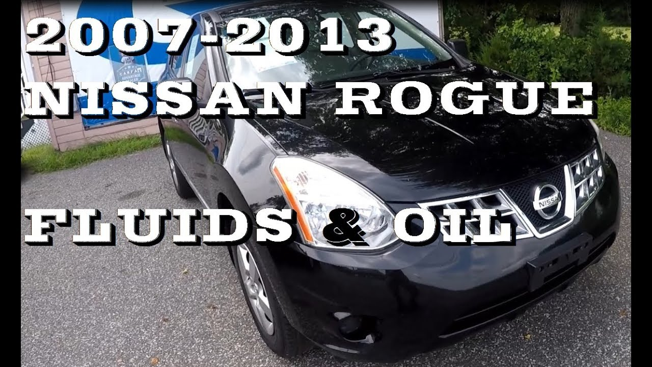 2013 Nissan Rogue What You Should Know About Nissan Rogue