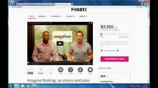 NeuroFitness Centre - Indiegogo campaign - How to buy a perk