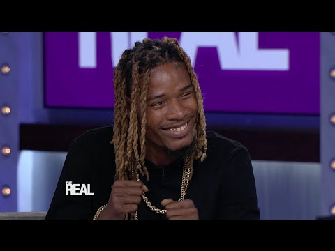 Fetty Wap Surprises the Hosts with Rap Names!