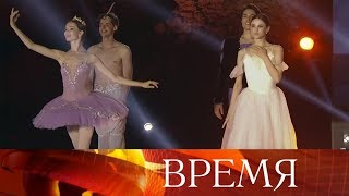 В Севастополе открылся Международный музыкальный фестиваль «Опера в Херсонесе».
