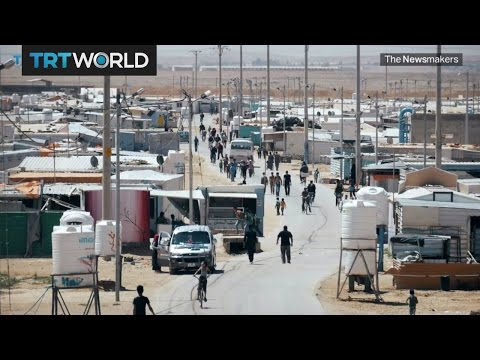 The Newsmakers: Refuge in Jordan