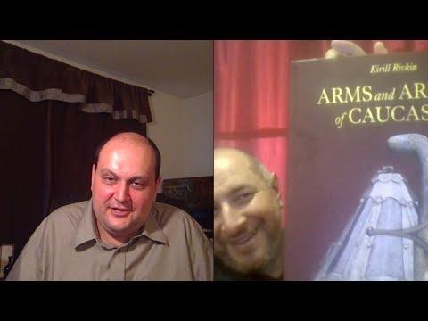 Кирилл Ривкин о своей новой книге