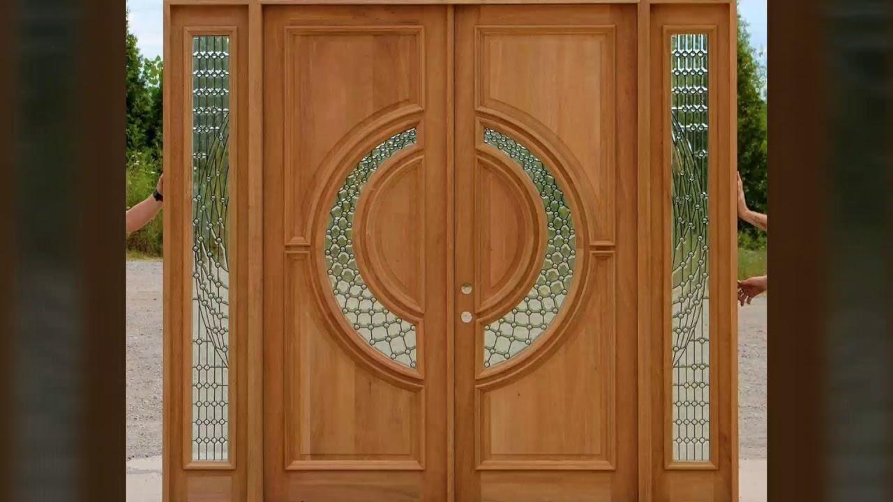 Inilah Contoh Model Kusen Pintu Terbaru Hpwa 082330302593 Youtube