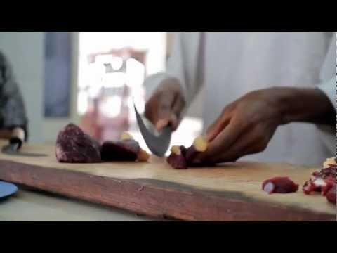 Raw Meat Restaurant in Addis Ababa and Adama, Ethiopia // DOC360