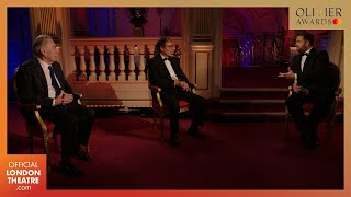 Andrew Lloyd Webber and Don Black chat to Jason Manford | Olivier Awards 2020 with Mastercard
