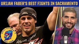 Urijah Faber's top fights in Sacramento | Turn Back the Clock | Ariel Helwani's MMA Show
