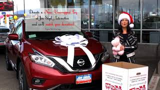 Partnership With Toys For Tots Of Josephine County