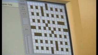 How To Make A Crossword Puzzle : Putting Words Into A Crossword Puzzle Grid