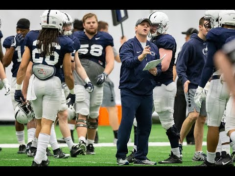 What to expect out of Penn State's defense at the 2018 Blue-White game: video