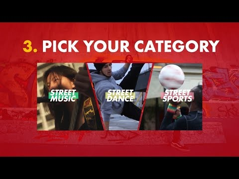 Universal Street Games How to Enter Movie