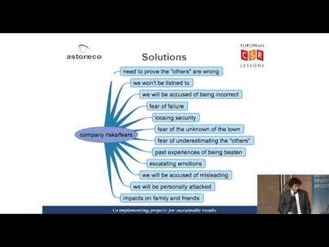 AstonEco, John Aston - Studiu de caz CSR: Comunitatea - de la adversar la partener