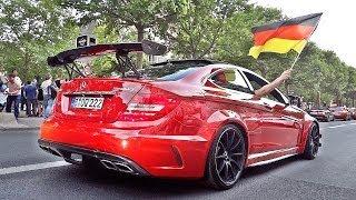 WM Autokorso Berlin °Best Supercar Sounds°