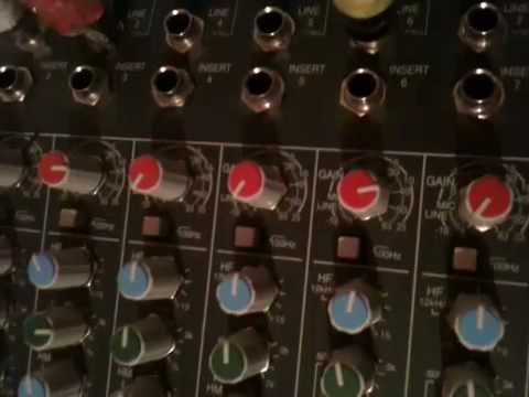 How To Set Up Your Mixer A Beginners Guide Youtube