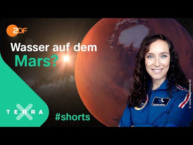 Wasser auf dem Mars?   #Shorts   Suzanna Randall