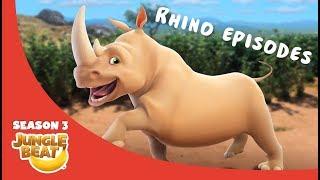 Download Rowdy Rhino  – JB S3 Animal Compilation #10