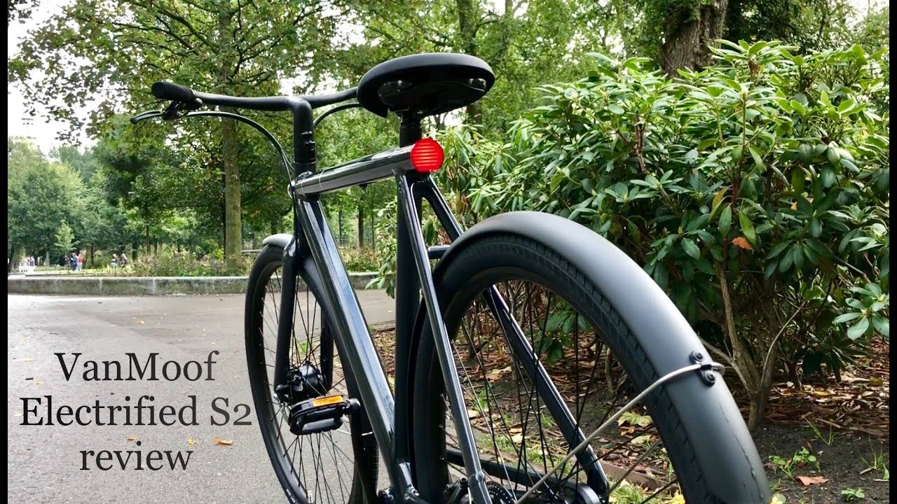 VanMoof Electrified S2 test drive review