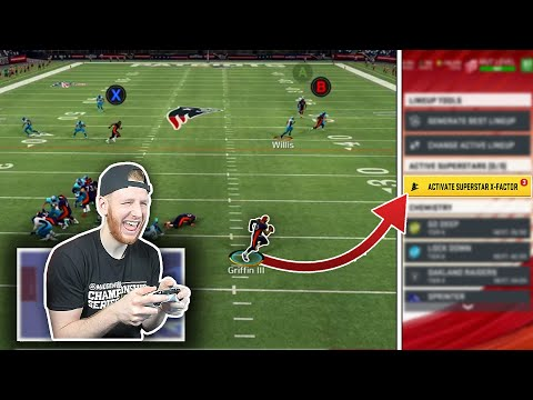 I Went for it on Fourth Down... And THIS Happened... Wheel of MUT! Ep. #25 from YouTube · Duration:  14 minutes 20 seconds