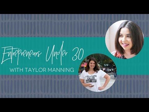 Entrepreneurs Under 30 (Ep. 2): Erika Ashley