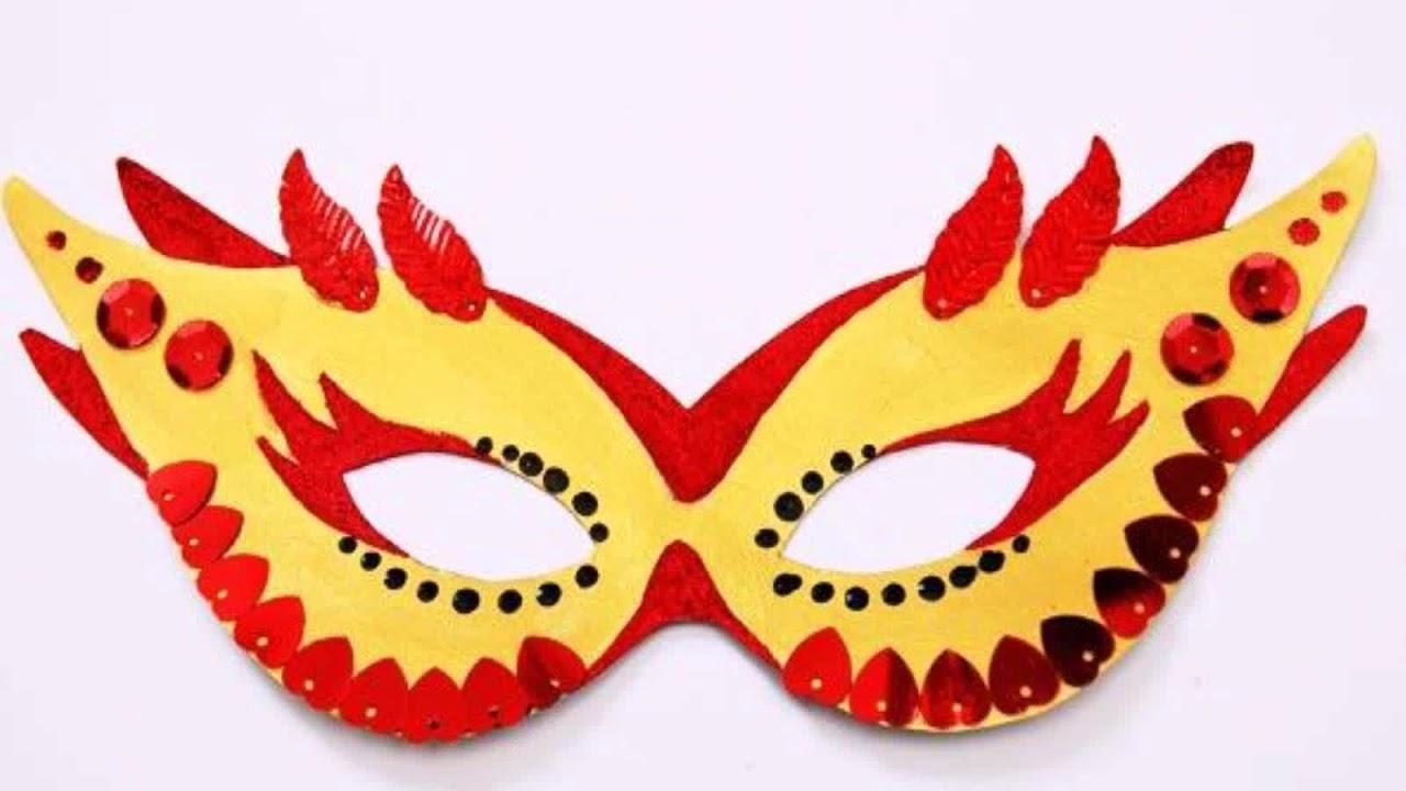 Карнавальные маски своими руками шаблоны фото 897