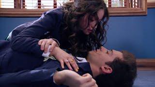 Soy Luna 1 - Luna y Matteo se imitan, Luna cae sobre Matteo (1x14 HD)