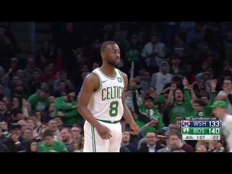 Boston Celtics vs Washington Wizards | November 13 2019