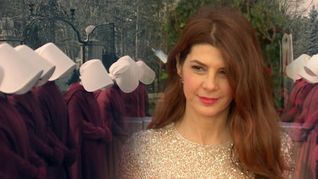 Marisa Tomei on Her Intense New Role on 'The Handmaid's ...
