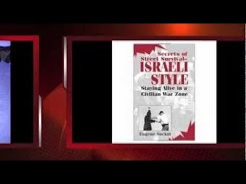 Book Review: Secrets Of Street Survival Israeli Style