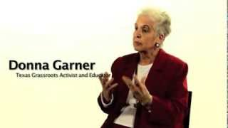 Texas Activist/Educator Donna Garner on the Texas Attorney General Race