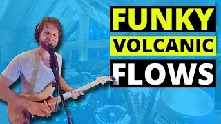 Funky Volcanic Flows (360 Music Video)