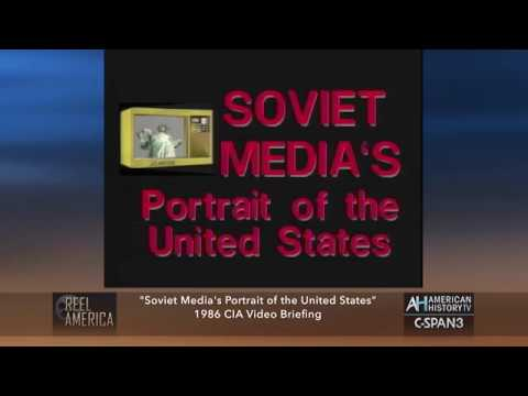 """""""Soviet Media's Portrait of the United States"""" (1986) Reel America Preview"""