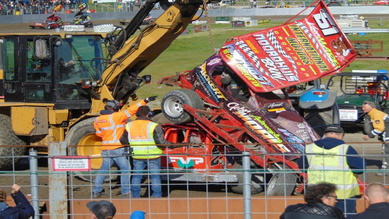 STOCKCAR F1 CRASHES OF THE YEAR 2019