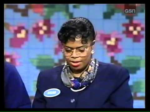 Family Feud Syndication 1990 #1