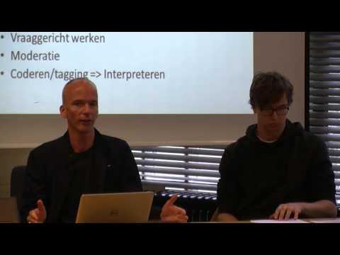 Informatiebijeenkomst Massive Open Online Research (MOOR)