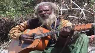 old Rastaman sing his songs Southwest-JAMAICA
