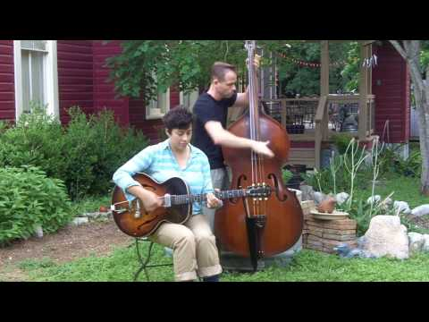 "Music of Austin, Texas - Albanie Falletta and Ryan Gould ""Margie"""