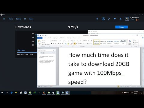 ACT INTERNET 100Mbps SPEED (20GB Download) India