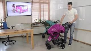 Обзор детских прогулочных колясок Tilly Carrello Avanti и Carrello Enigma