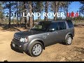 Land Rover LR4 Review - better than a Range Rover?