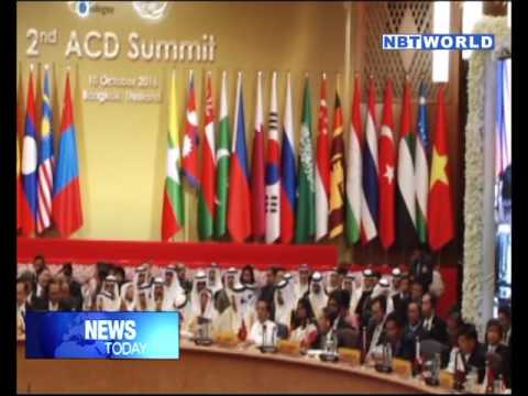 PM chairs the 2nd Asia Cooperation Dialogue