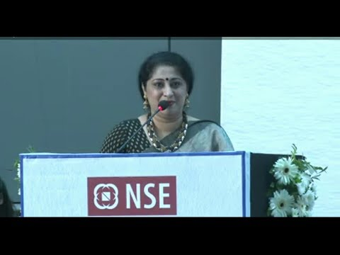 Manasi Sontakke - Listing of GIC Re at NSE