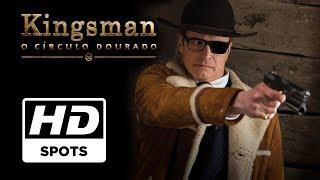Kingsman: O Círculo Dourado | Spot Oficial 1 | Legendado HD | Hoje nos cinemas