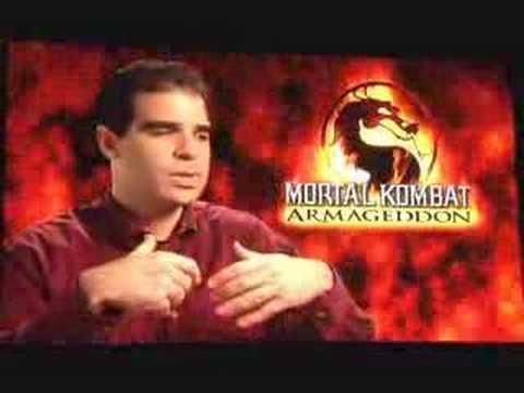 Mortal Kombat Armageddon Interview