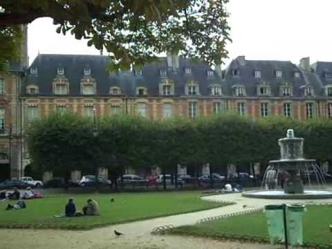 Place des Vosges The Movie