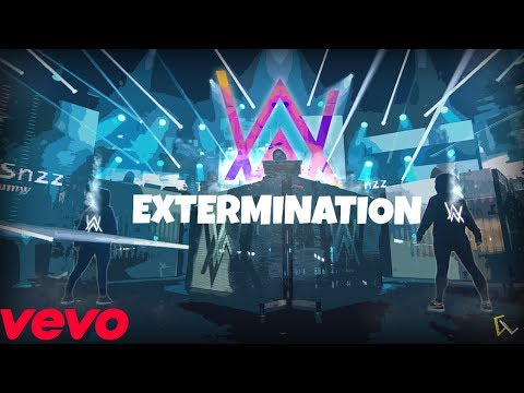 Alan Walker - Extermination ( NEW SONG 2017 )